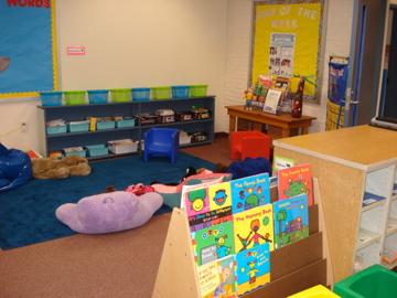 Reading Area #1